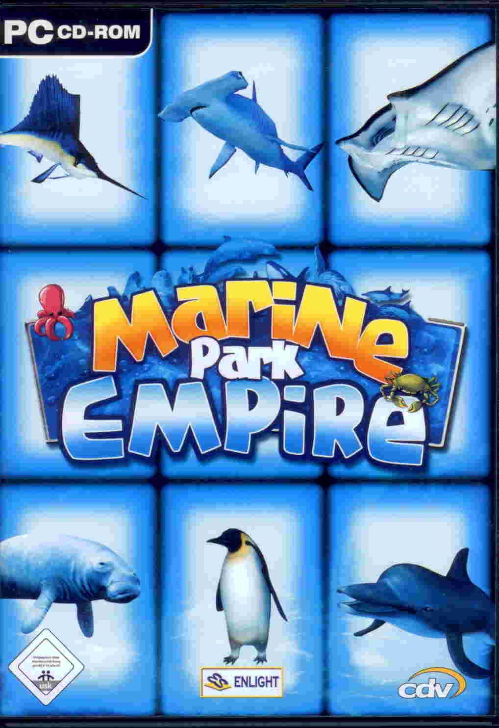 Zoo empire подводный мир 2